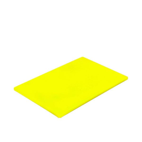 chopping board yellow